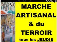 photo de MARCHE ARTISANAL ET TERROIR