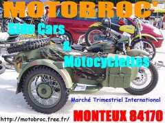 photo de MOTOBROC motocyclettes et side cars
