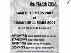 photo de 2ème SALON de la POESIE de Peïra Cava