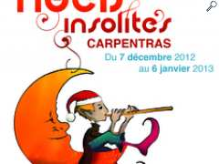 picture of Les Noëls Insolites de Carpentras !