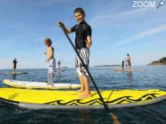 photo de Kayak et stand up paddle