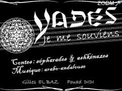 "photo de Spectacle de Contes  ;  ""YADES, Je me souviens"""