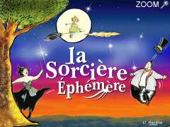 photo de LA SORCIERE EPHEMERE - Festival Off Avignon 2018