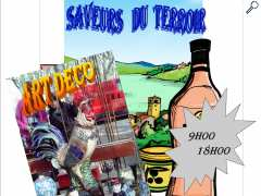 photo de saveur terroir deco