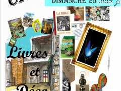 photo de journee du livre collection deco