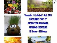 photo de Marche Nocturne Bio Nature Producteurs
