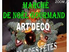 photo de 1 ER MARCHE CALENDAL GOURMAND ET ART DECO