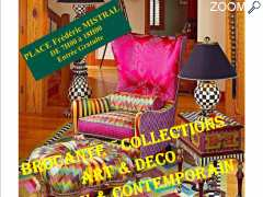 photo de antiquites art et deco cllections