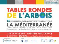 photo de Les Tables Rondes de l'Arbois - 11ème édition - 25 & 26 avril 2019